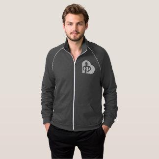 Mens Zip-Up Jacket (grey)