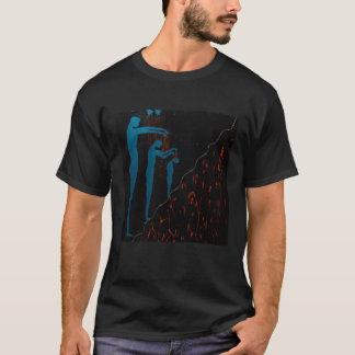 #mensfashion on the dark side black t-shirt by DAL