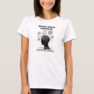Mental Health Counselor T-Shirt