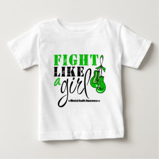 Mental Heatlh Awareness Fight Like a Girl Tees