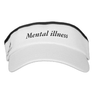 Mental illness visor