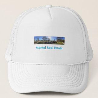 Mental real estate hat