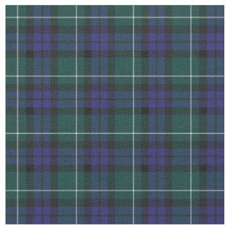 Menteith Scotland District Tartan Fabric