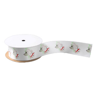 Menthéos Satin Ribbon