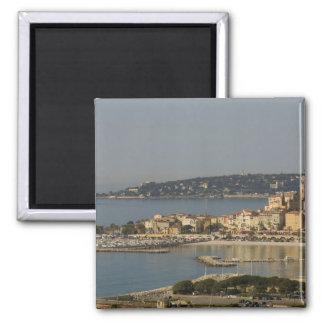 Menton, Cote d'Azur, France. Magnet