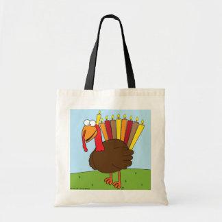 Menurkey Tote Bag