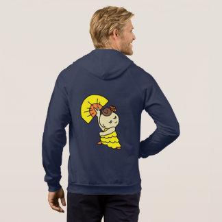 menzupakaabani child (before bee bi sense child) hoodie