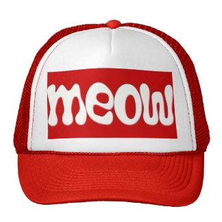 Meow 3.0 trucker hat