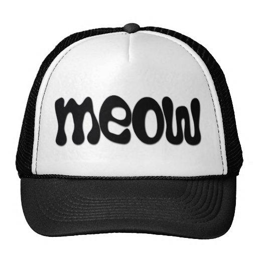 Meow 4.0 hats