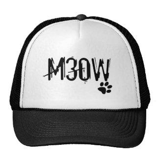 MEOW TRUCKER HAT