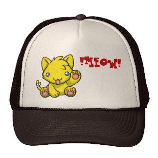 !MEOW! TRUCKER HAT