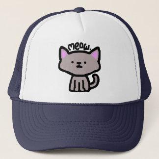 Meow. Cat Hat