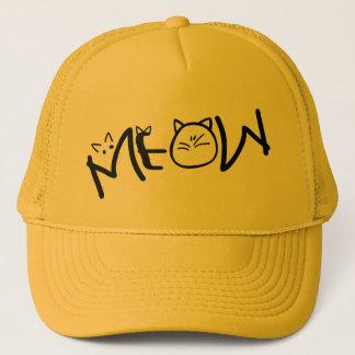 meow cats Trucker Hat
