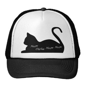 Meow Chicka Meow Meow Trucker Hat