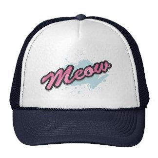 MEOW HATS