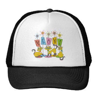 Meow! Trucker Hats