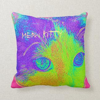 Meow Kitty Kid's Cushion