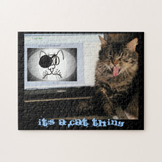 Meow like a Pirate day Or Make Your Own Jigsaw Puzzle