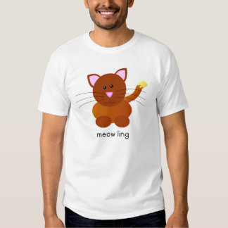 Meow Ling T-shirts