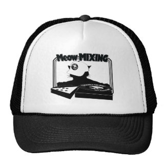 Meow MIXING Hat