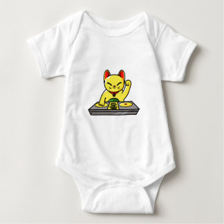 Meow-sician Baby Bodysuit
