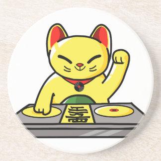 Meow-sician Coaster