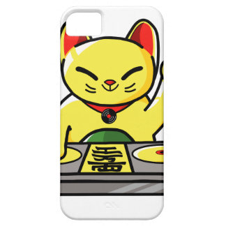 Meow-sician iPhone 5 Case