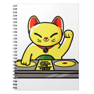 Meow-sician Notebooks
