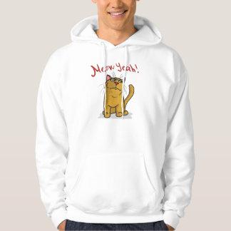 Meow Yeah - 2-sided Hoodie