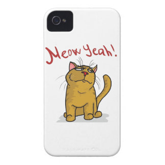Meow Yeah - BlackBerry Bold 9700/9780 Case iPhone 4 Case