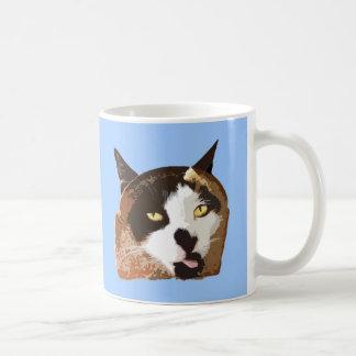 MeowAsFluff Mascot Coffee Mug