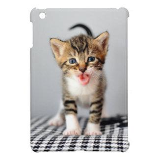 Meowing Kitten iPad Mini Case