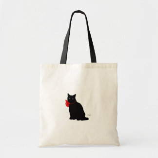 Meowu Collection Tote Canvas Bags