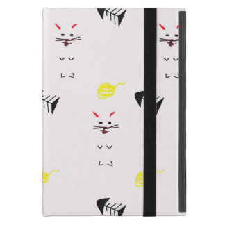 Meowy Case For iPad Mini