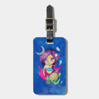 Mer Turtle Bella Luggage Tag