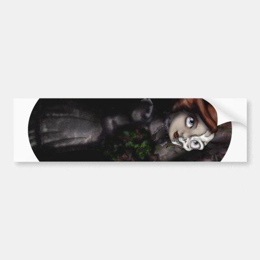 Meradith Bumper Sticker