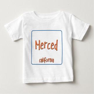 Merced California BlueBox T-shirts