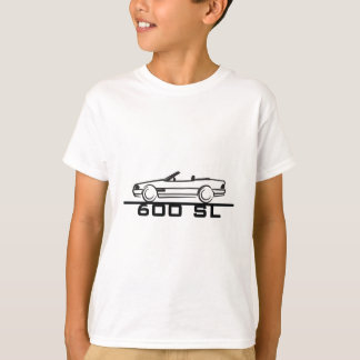 Mercedes 600 SL Type 129 T-Shirt
