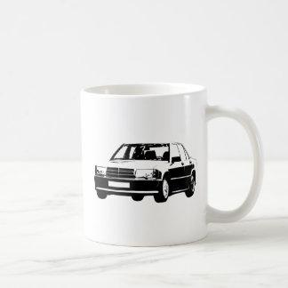 Mercedes-Benz-190E Coffee Mug