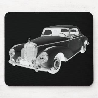 Mercedes Benz 300 Luxury Car Art Mouse Pad