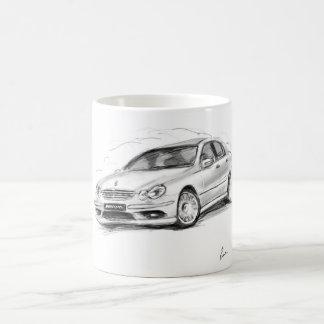 Mercedes-Benz C55 AMG Coffee Mug