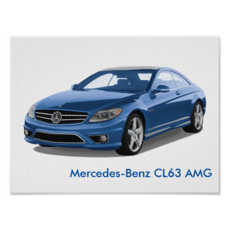 Mercedes-Benz image for Poster Paper