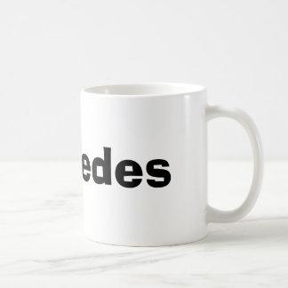 Mercedes Mug