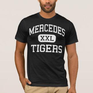 Mercedes - Tigers - Junior - Mercedes Texas T-Shirt