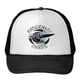 MercenaryChefs color globe Cap