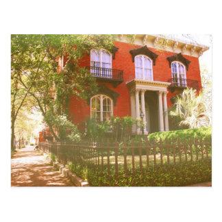 Mercer House Postcard