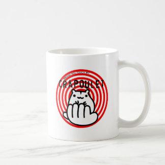 Merch Crapoulet Records Coffee Mug