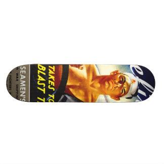 Merchant Seamen 19.7 Cm Skateboard Deck