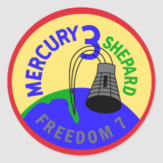 Mercury 3 Sticker