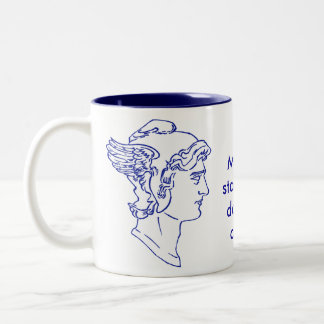 Mercury Head Mug
